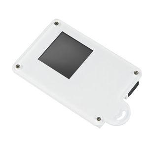 Green House  キーホルダー型デジタルフォトフレーム ホワイト