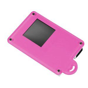 Green House  キーホルダー型デジタルフォトフレーム ピンク