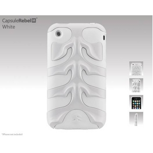 SwicthEasy CapsuleRebel M for iPhone 3GS/3G White