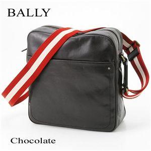 BALLY(バリー) ななめがけバッグ TOMMY Chocolate【送料無料】