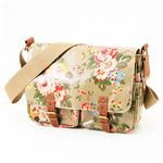 Cath Kidston バッグ  Saddle Bag  230070 Stone Rose Brown【送料無料】