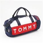 TOMMY HILFIGER ボストンバッグ 390532 Navy