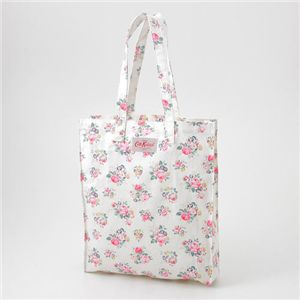 CATH KIDSTON(キャスキッドソン) コットントートバッグ COTTON BOOK BAG 273411・Briar Rose White