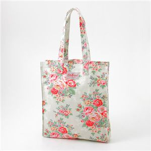 CATH KIDSTON(キャスキッドソン) コットントートバッグ COTTON BOOK BAG 273442・Candy Flowers Stone