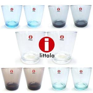 iittala(イッタラ) タンブラー2個セット Kartio 210ml 000813 lightblue