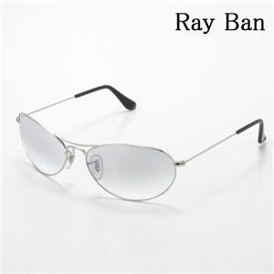 Ray Ban サングラス 3172-003-3G クリアグレー×シルバー - 拡大画像