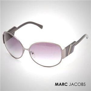 MARC JACOBS サングラス 210K-QSA/9C スモークグラデーション×ガンメタル&ブラック