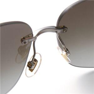 GUCCI(グッチ) サングラス 2833-1ZC/N1/スモークグラデーション×ガンメタル&ゴールド&クリアブラック