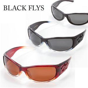 BLACK  FLYS(ブラック フライズ) サングラス   FLY DIMENSION-BK/SMK POLA/スモーク×ブラック
