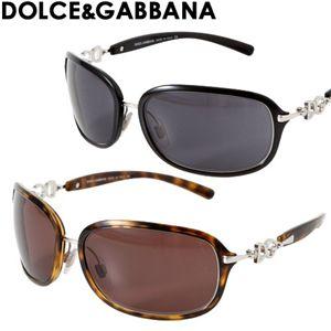 Dolce&Gabbana(ドルチェ&ガッバーナ) サングラス 2035-244/73/ブラウン×ベッコウ&シルバー画像2