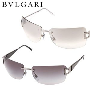 BVLGARI(ブルガリ)サングラス 621-103/11/スモークグラデーション×ガンメタル画像6