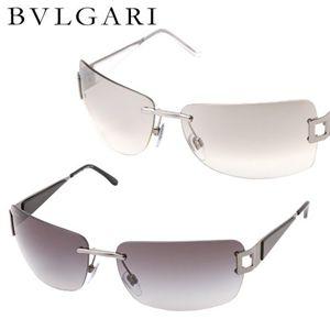 BVLGARI(ブルガリ)サングラス 624-102/7D/クリアミラー×シルバー画像3