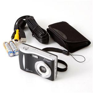 HITACHI 900万画素デジタルカメラ HDC-901