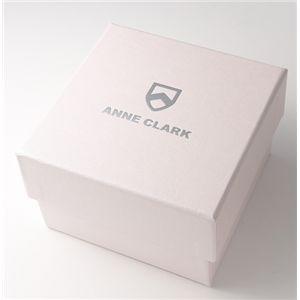 ANNE CLARK(アンクラーク) レディース ブレスウォッチ AN1021-09/ホワイトシェル×シルバー
