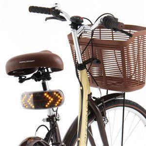DOPPELGANGER(R)(ドッペルギャンガー アウトドア) 自転車用 方向指示器 DA015SG