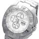 COGU(コグ) 腕時計 クロノグラフ スモールセコンド メンズウォッチ CG-CS20 WH ホワイト - 縮小画像2