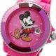 Disney(ディズニー) 腕時計 Mickey Mouse(ミッキーマウス) D91084SVPK ピンク - 縮小画像2