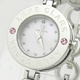 ANNE CLARK(アンクラーク) 腕時計 天然1Pダイヤモンド ムービングカラーストン レディース ブレスウォッチ AT1008-17 - 縮小画像2