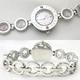 ANNE CLARK(アンクラーク) 腕時計 天然1Pダイヤモンド ムービングカラーストン レディース ブレスウォッチ AT1008-17 - 縮小画像3