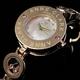 ANNE CLARK(アンクラーク) 腕時計 天然1Pダイヤモンド ムービングカラーストン レディース ブレスウォッチ AT1008-17PG - 縮小画像2