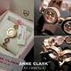 ANNE CLARK(アンクラーク) 腕時計 天然1Pダイヤモンド ムービングカラーストン レディース ブレスウォッチ AT1008-17PG - 縮小画像3
