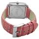 COGU(コグ) 腕時計 Ryo リョウ スクエアシリーズ カラフルインデックス ピンク RYO1206S-C1P レディースウォッチ - 縮小画像3