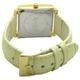 COGU(コグ) 腕時計 Ryo リョウ スクエアシリーズ ゴールドケース アイボリー RYO1206G-G1IV レディースウォッチ - 縮小画像3