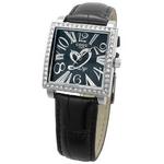 COGU(コグ) 腕時計 Ryo リョウ スクエアシリーズ ブラック RYO1206S-S2B レディースウォッチ