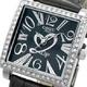COGU(コグ) 腕時計 Ryo リョウ スクエアシリーズ ブラック RYO1206S-S2B レディースウォッチ - 縮小画像2