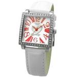 COGU(コグ) 腕時計 Ryo リョウ スクエアシリーズ ホワイト RYO1206S-R1W レディースウォッチ