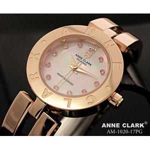 ANNE CLARK(アン・クラーク)レディース腕時計 AM1020-17PG【愛らしいスイング・チャームがキラリ☆】 - 拡大画像