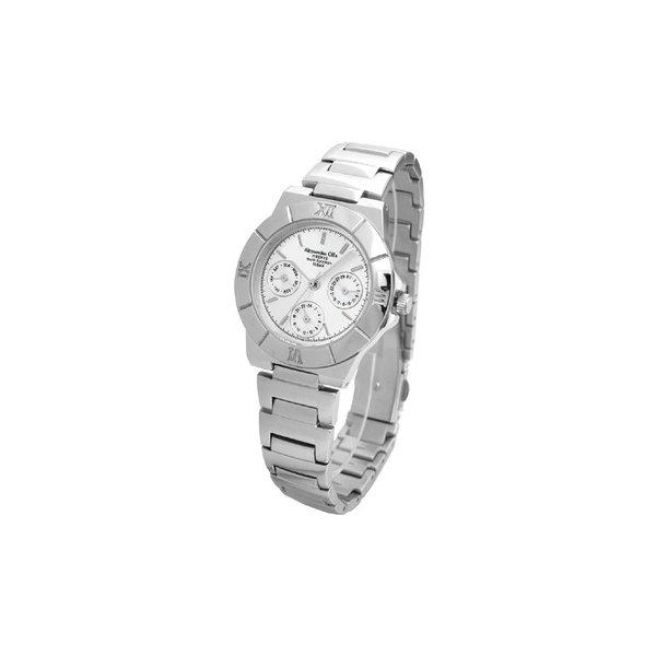 Alessandra Olla アレサンドラオーラ 腕時計 マルチファンクション レディースウォッチ AO-900-2 シルバー f00
