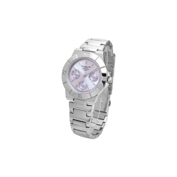 Alessandra Olla アレサンドラオーラ 腕時計 マルチファンクション レディースウォッチ AO-900-7 パープルf00