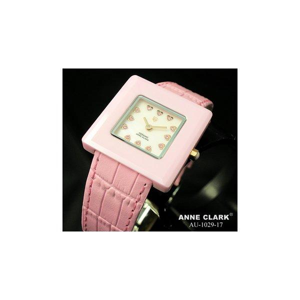 ANNE CLARK(アンクラーク) レディース ベルトウォッチ AU1029-17/ピンクf00