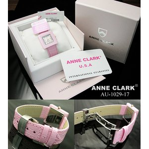 ANNE CLARK(アンクラーク) レディース ベルトウォッチ AU1029-17/ピンク h03