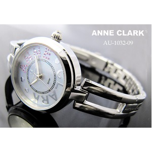 アンクラーク レディース ソーラー腕時計 AU1032-09 h02