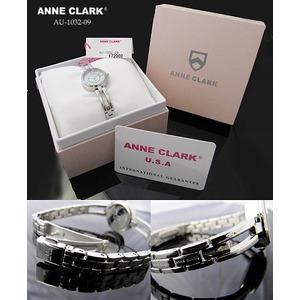 アンクラーク レディース ソーラー腕時計 AU1032-09 h03