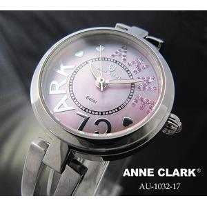 アンクラーク レディース ソーラー腕時計 AU1032−17 - 拡大画像