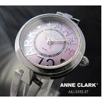 アンクラーク レディース ソーラー腕時計 AU1032?17