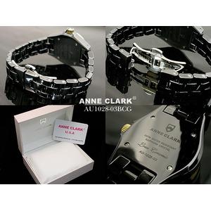 アン・クラーク レディース セラミック腕時計 AU1028.03BCG h03