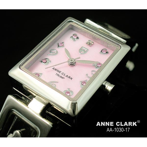 アン・クラーク レディース クォーツ腕時計 AA1030-17f00