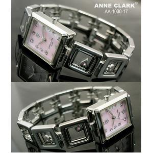 アン・クラーク レディース クォーツ腕時計 AA1030-17 h02