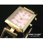 アン・クラーク レディース クォーツ腕時計 AA1030-17PG