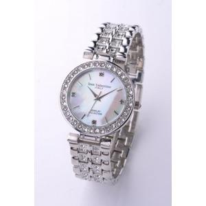 アイザック・バレンチノ メンズ ジュエリー腕時計 IVG-6500-1 - 拡大画像