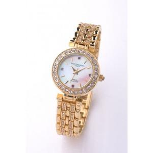 アイザック・バレンチノ レディース ジュエリー腕時計 IVL-6500-2