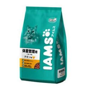 アイムス 成猫用 3kg体重管理用 チキン - 拡大画像
