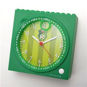 LEGO(レゴ) トイズクロック 4193357/Soccer clock - 拡大画像