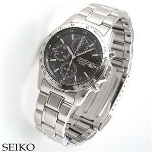 SEIKO(セイコー) クロノグラフ SND367P - 拡大画像
