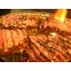 炭火焼肉亀山社中の華咲きカタロース1.6キロセット - 縮小画像2