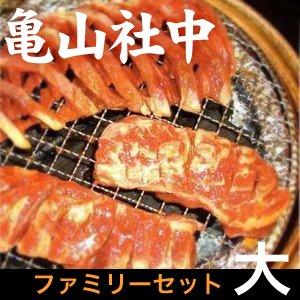亀山社中 ファミリーセット 大 - 拡大画像